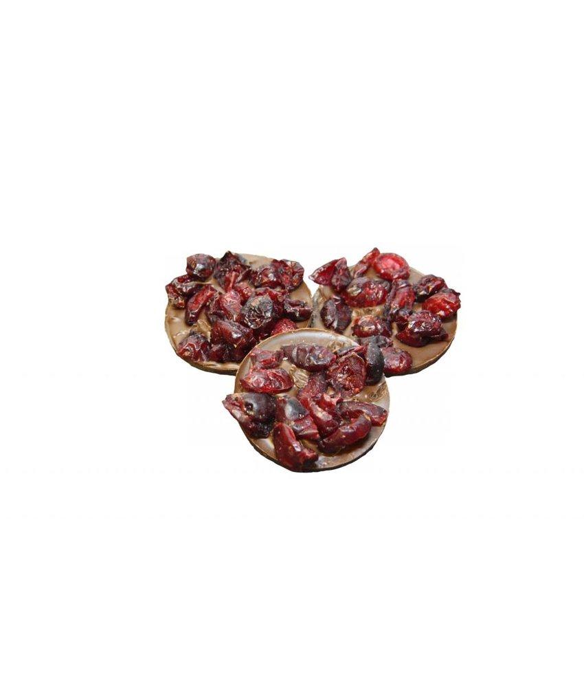 Flikken cranberry