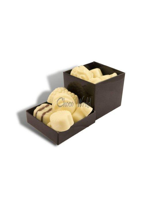 Bonbons Wit met Slagroomvulling Klein
