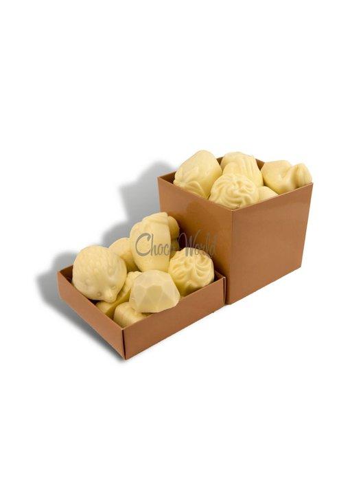 Bonbons Wit met Slagroomvulling Middel