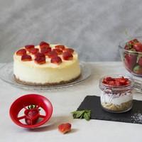 Sweet Heart strawberry cutter