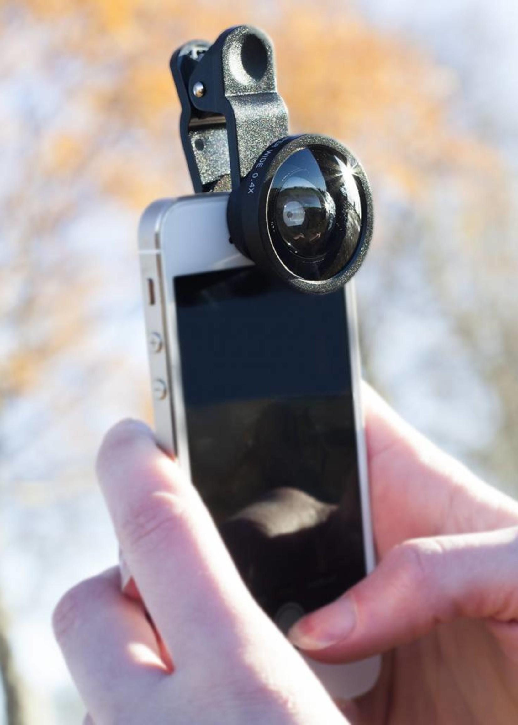 Kikkerland Wide-angle selfie lens