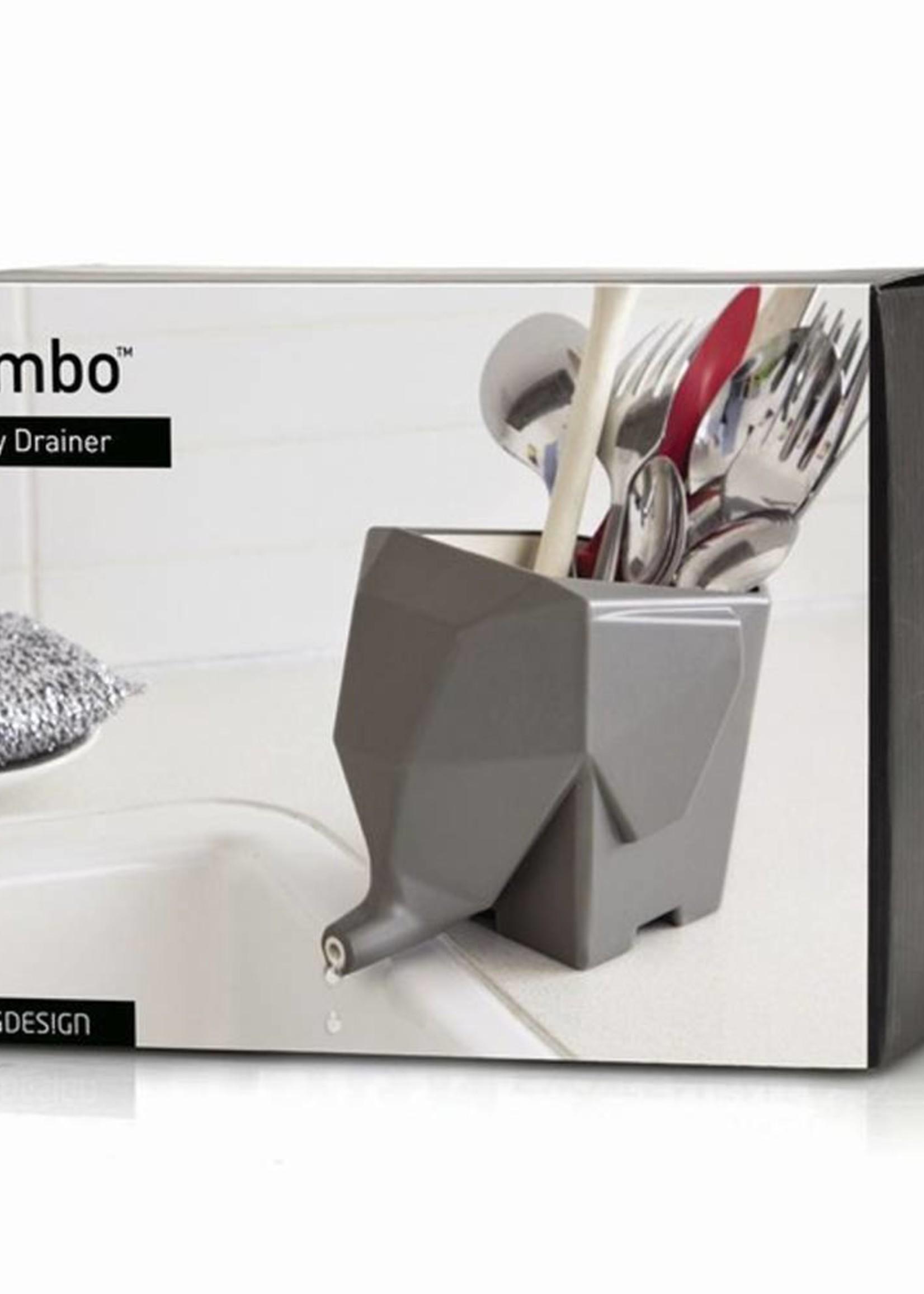 Peleg Design Jumbo Cutlery Drainer