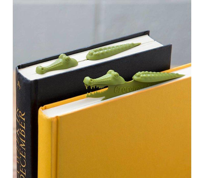Crocomark Crocodile Bookmark