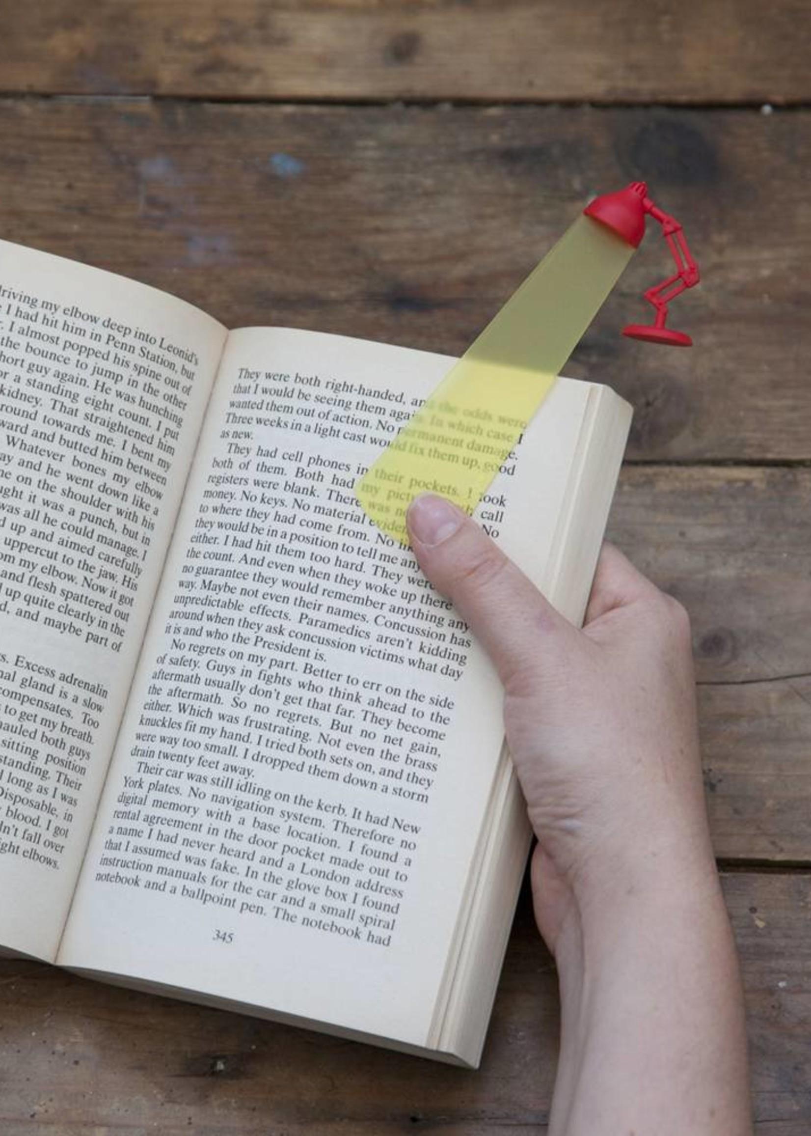 Peleg Design Lightmark Reading Lamp Bookmark