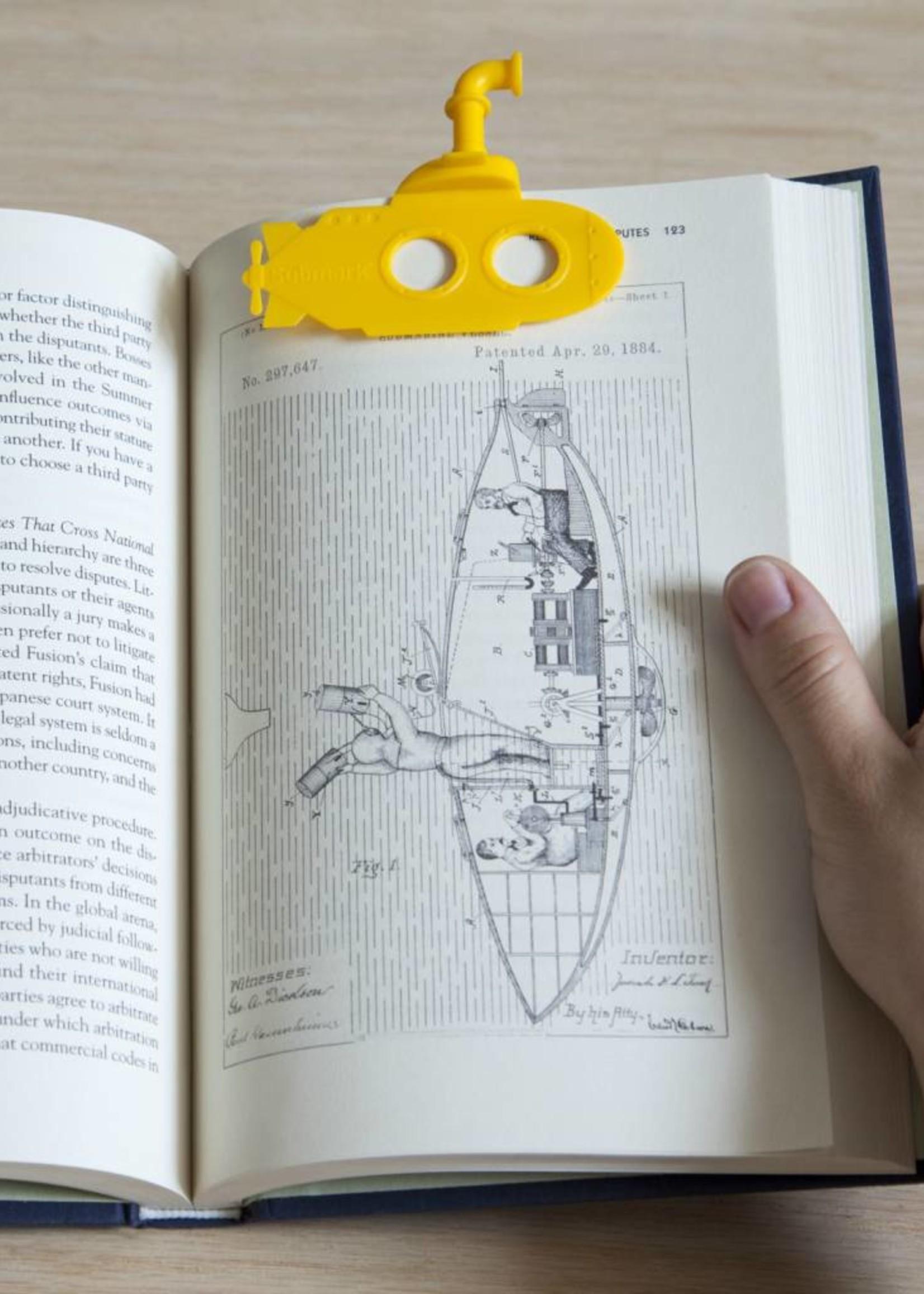 Peleg Design Submark Submarine Bookmark