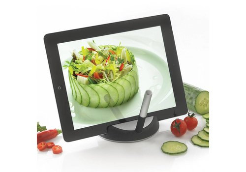 XD Design Chef tablet stand with touchpen