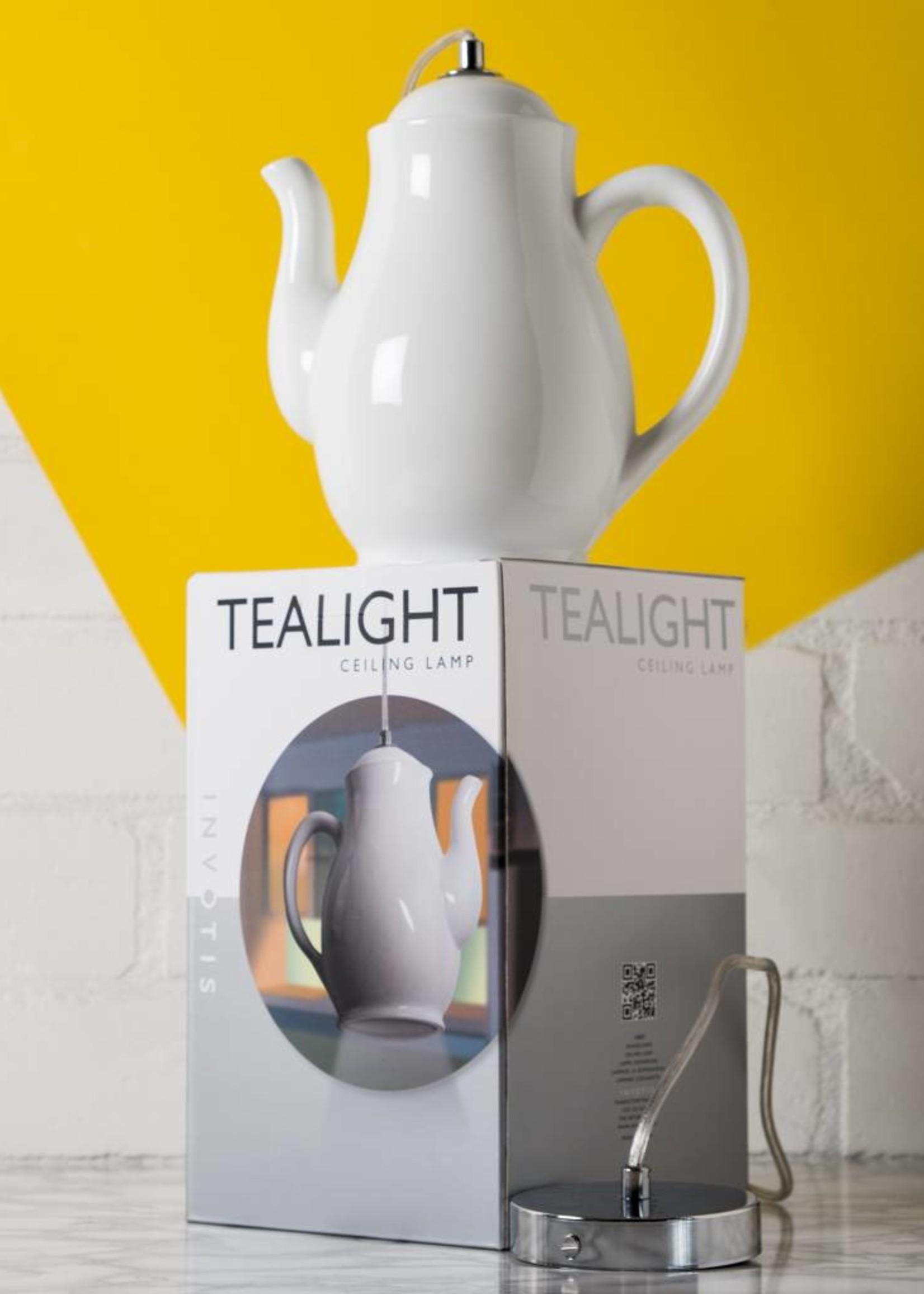 Invotis Ceiling lamp Tea can