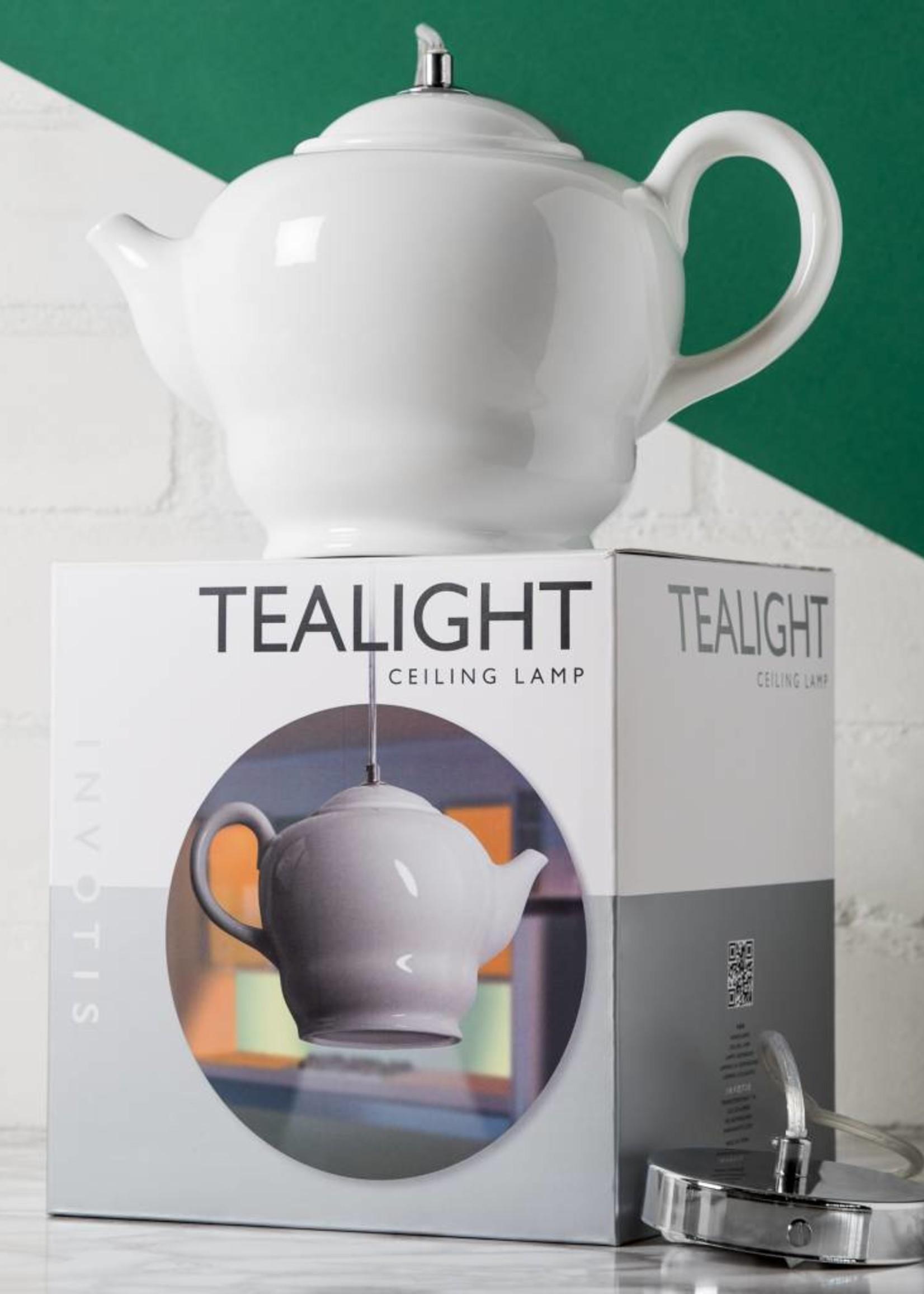 Invotis Ceiling lamp Tea pot