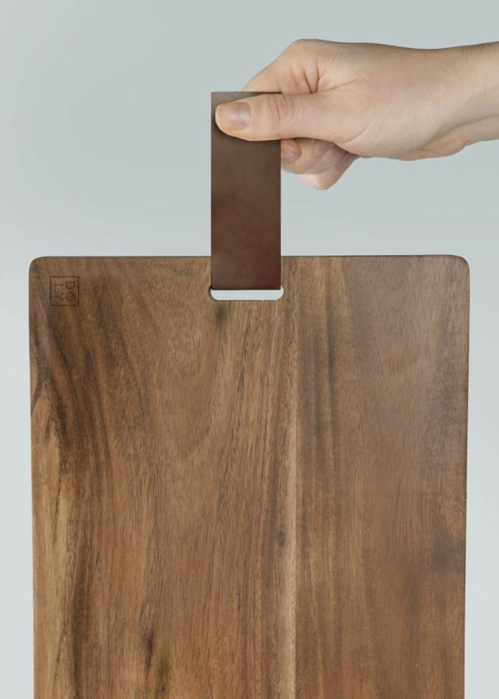 DOIY Cheeseporn Wooden cutting board