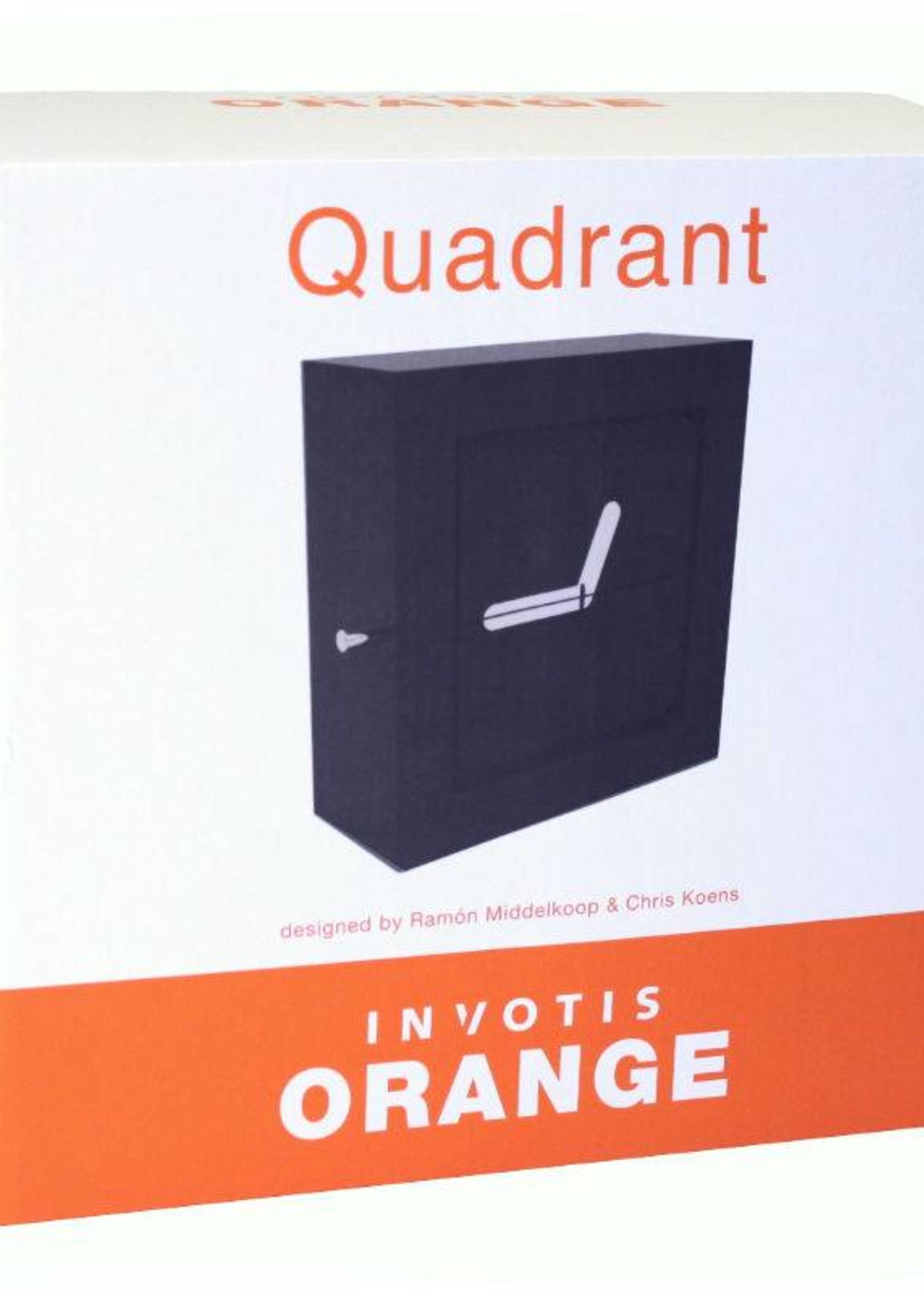 Invotis Flip Clock Quadrant