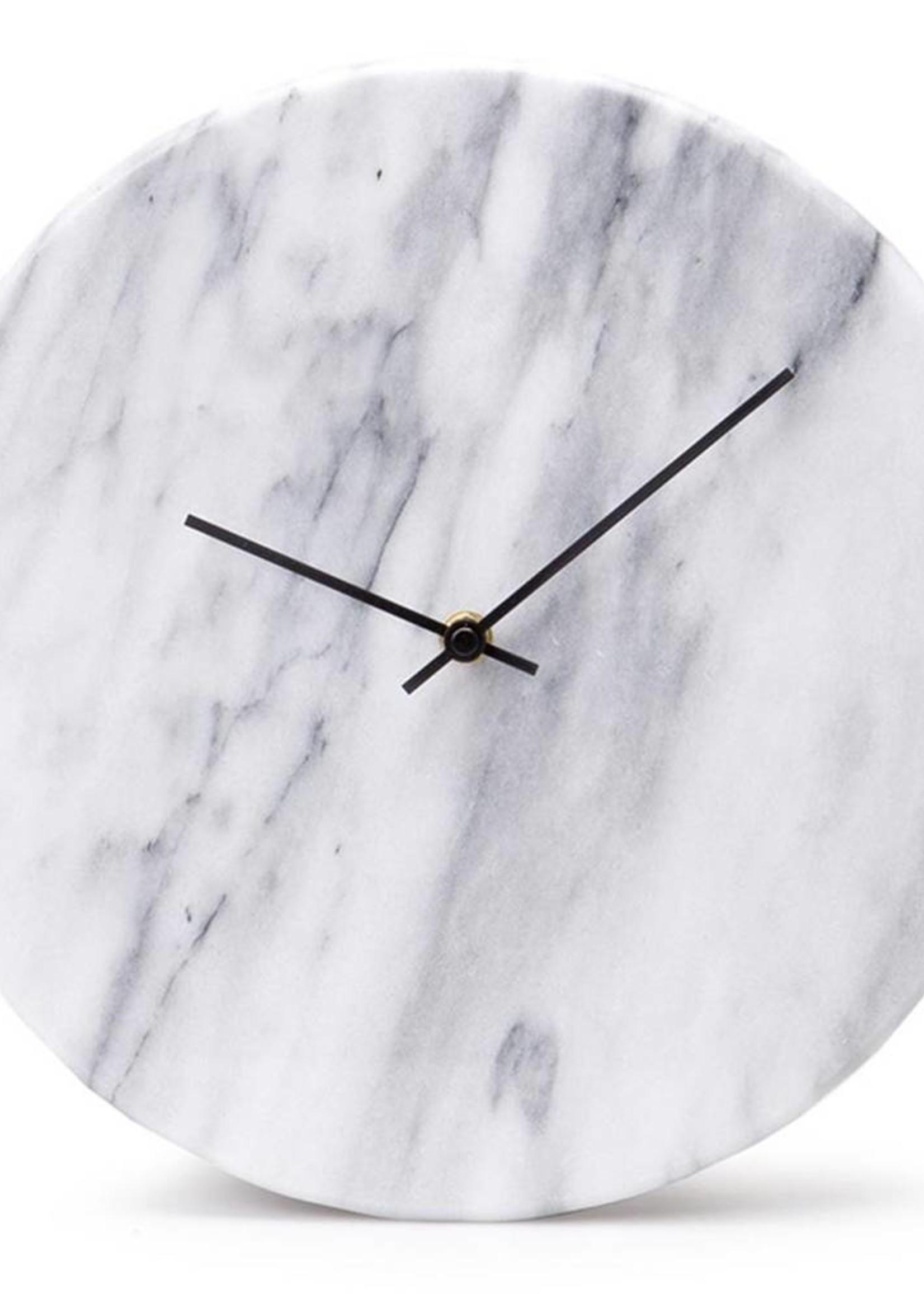 Invotis Clock Marble
