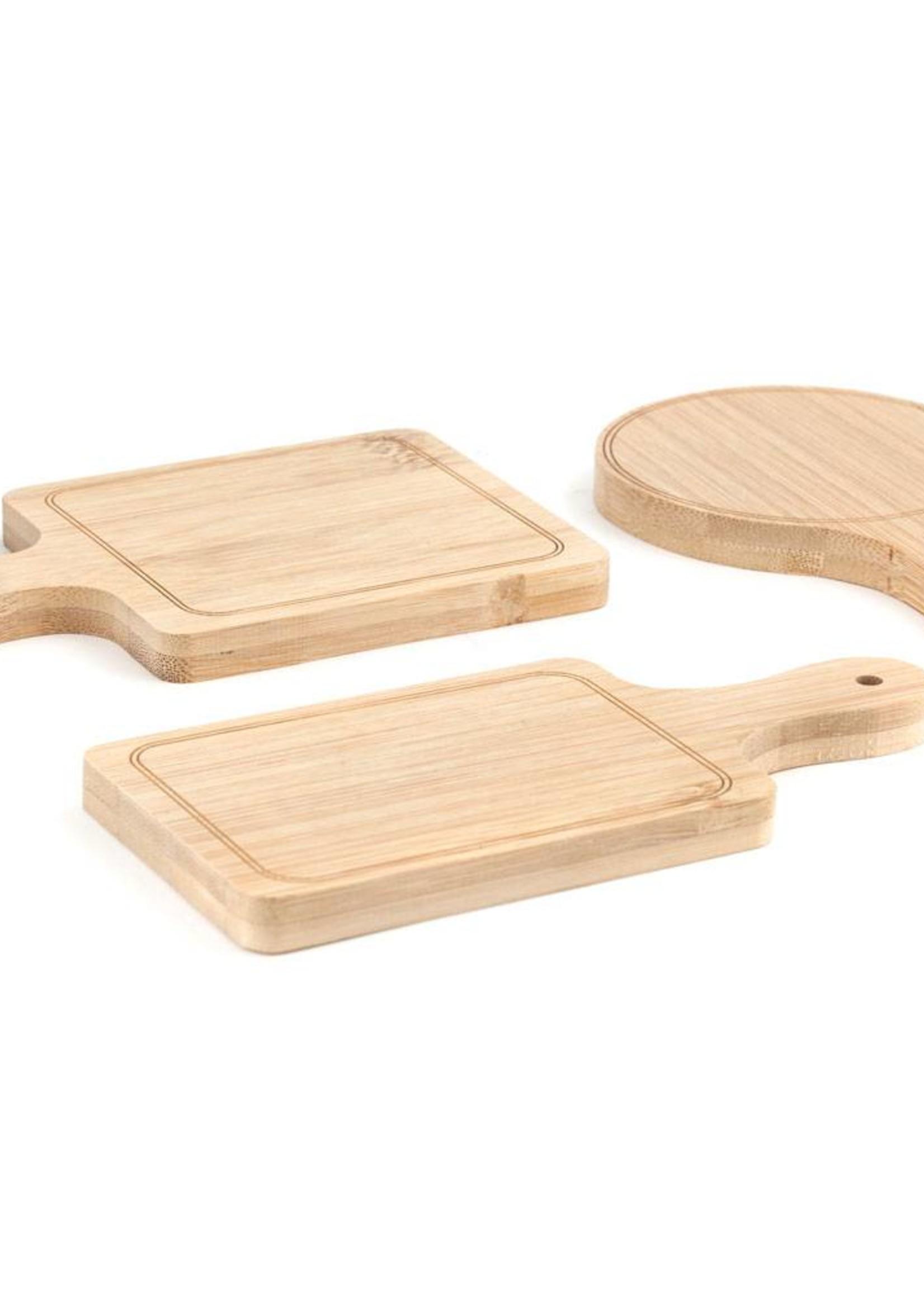 Kikkerland Mini Cutting Boards