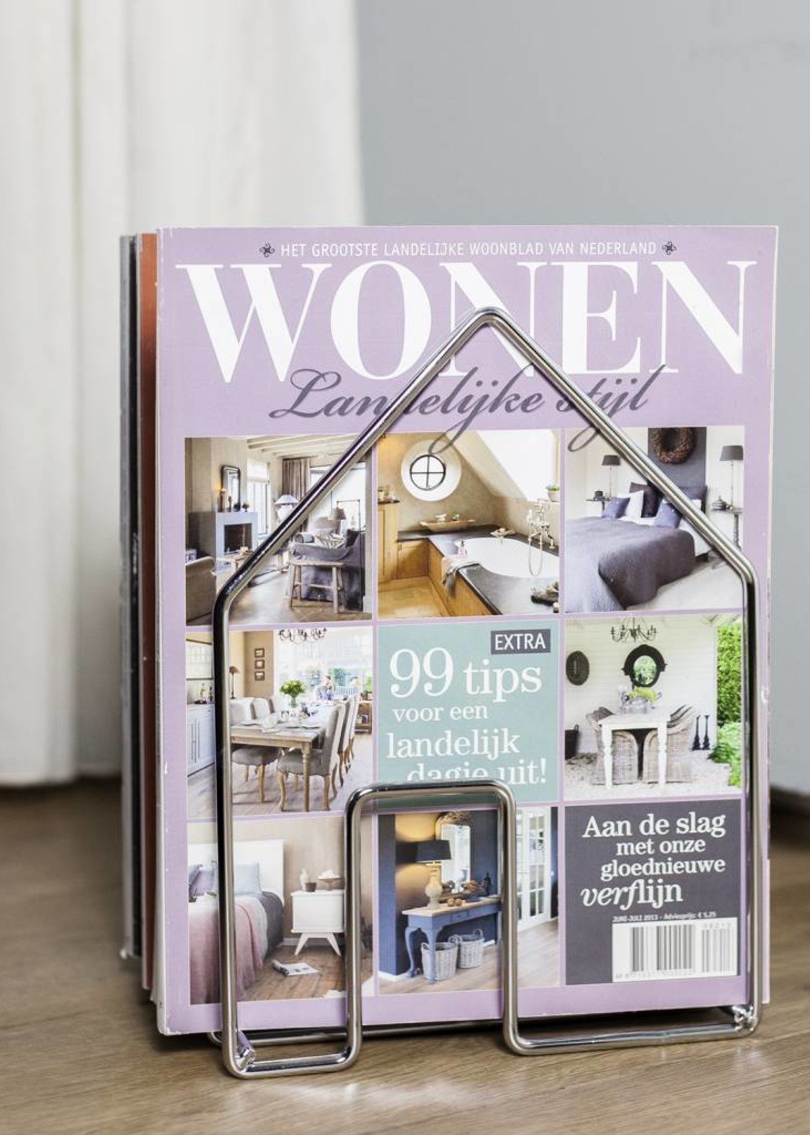 Invotis Wirehouse Magazine Holder
