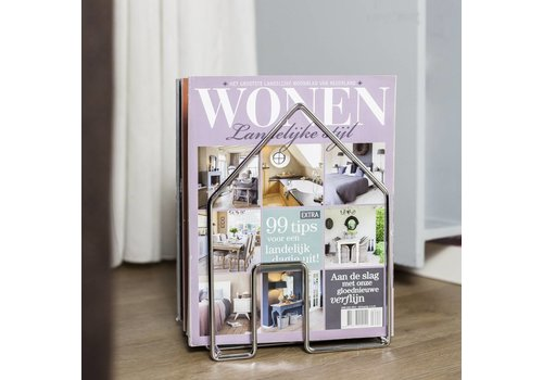 Invotis Wirehouse Magazine Holder