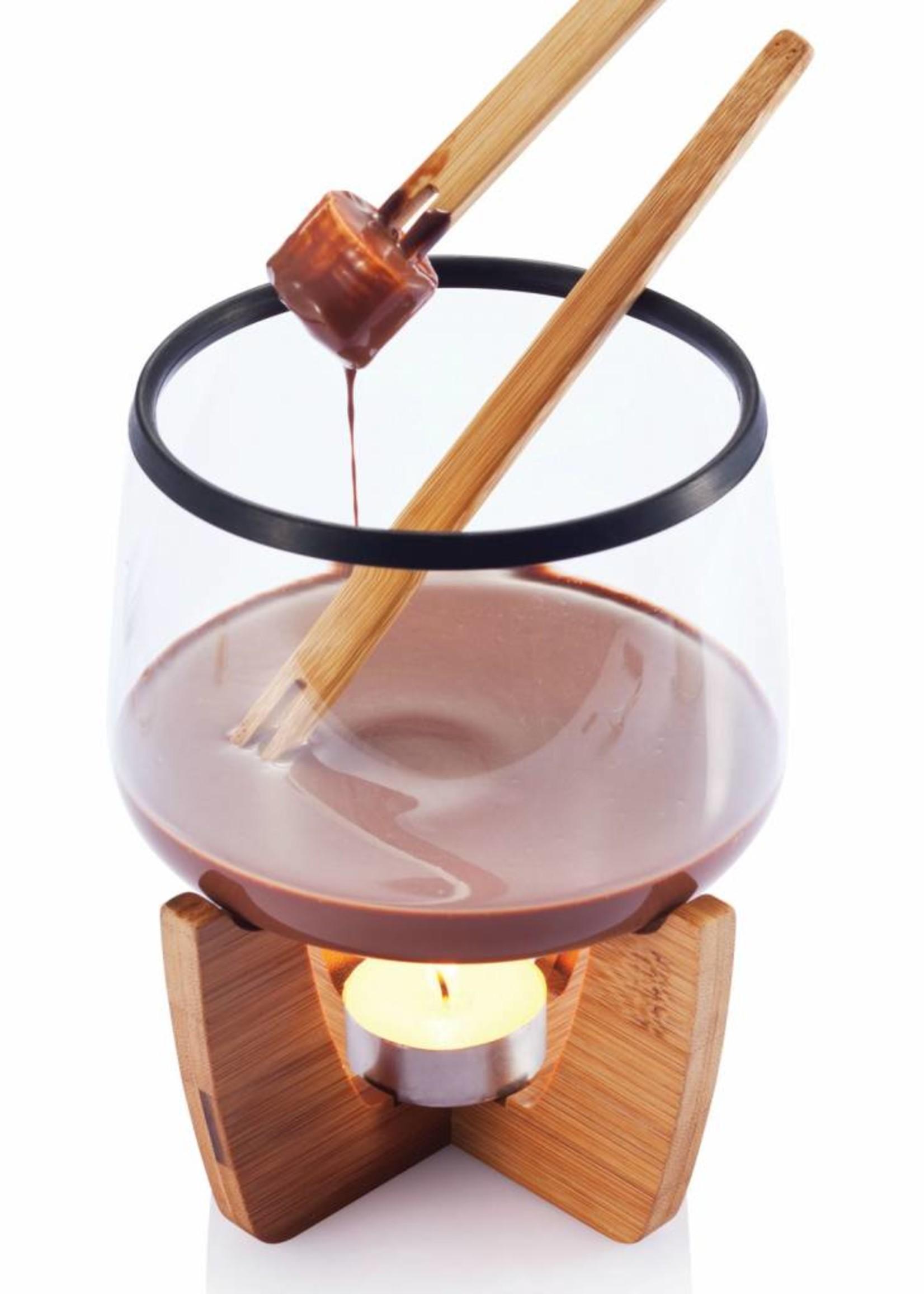 XD Design Cocoa chocolate fondue set