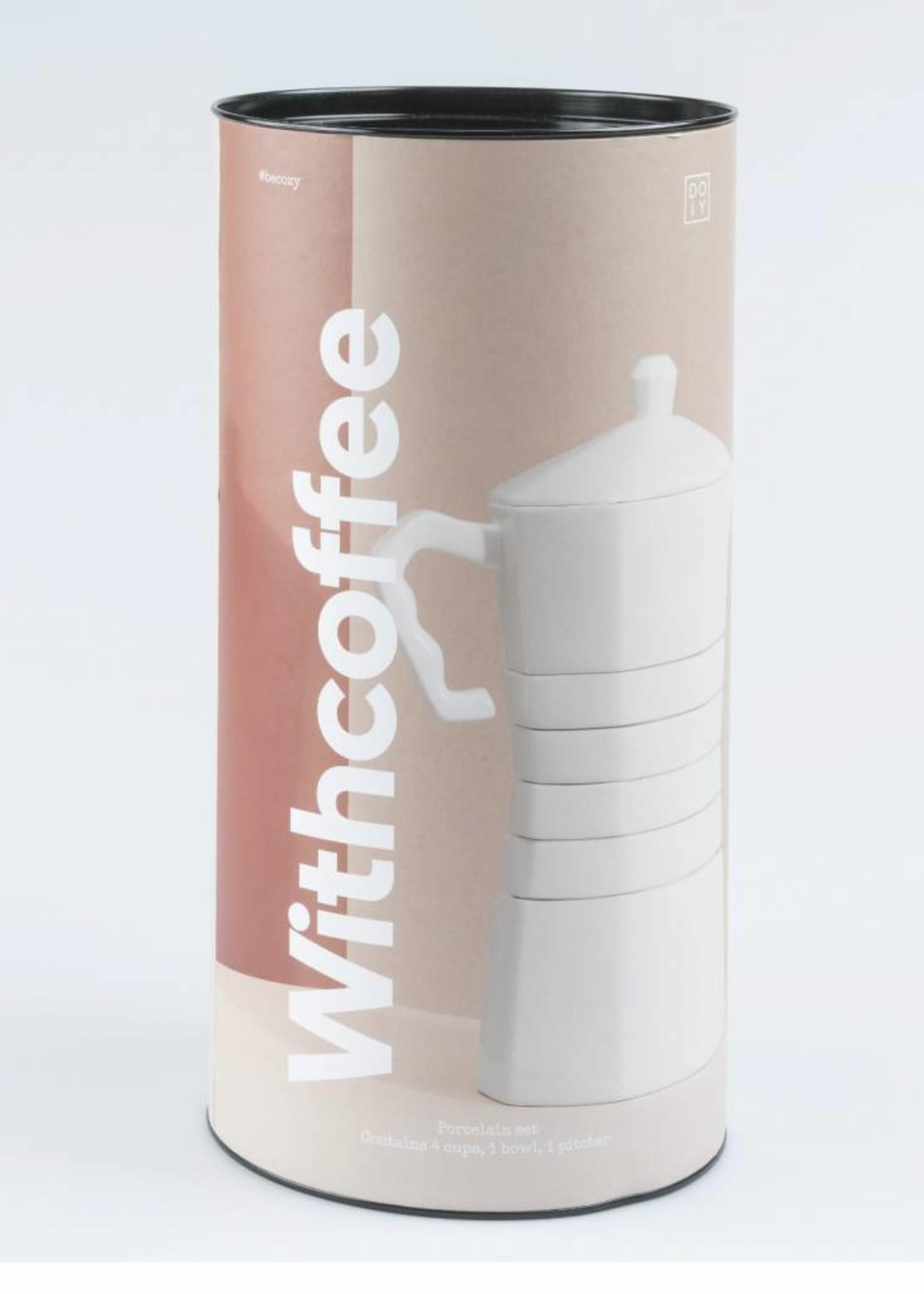 DOIY Withcoffee Coffee set