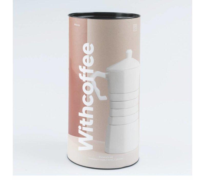 Withcoffee Coffee set