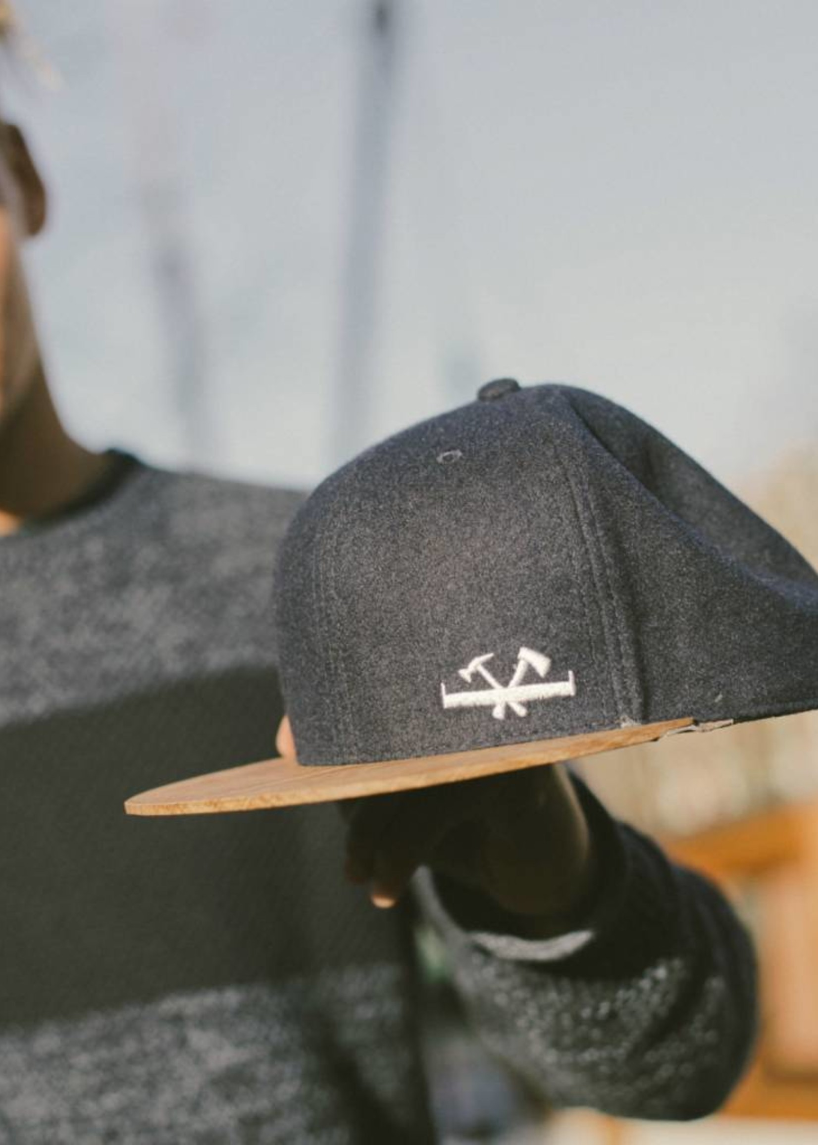 TWO-O Wooden Cap