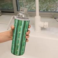 Water Glass Bottle + Sleeve