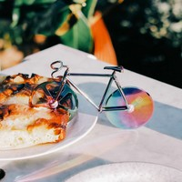 The Fixie Pizza Cutter