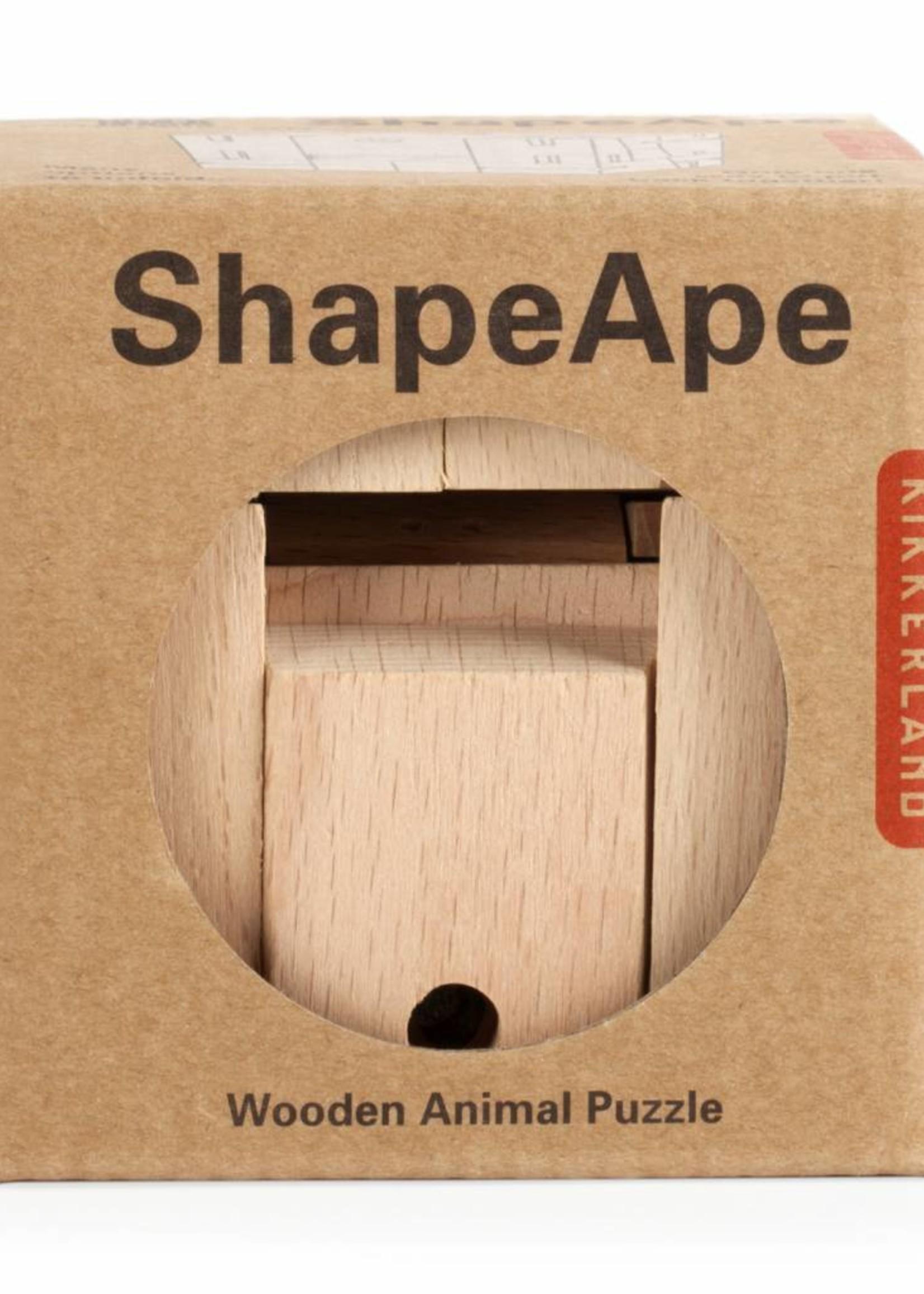 Kikkerland ShapeApe