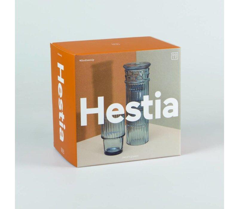 Hestia glazen
