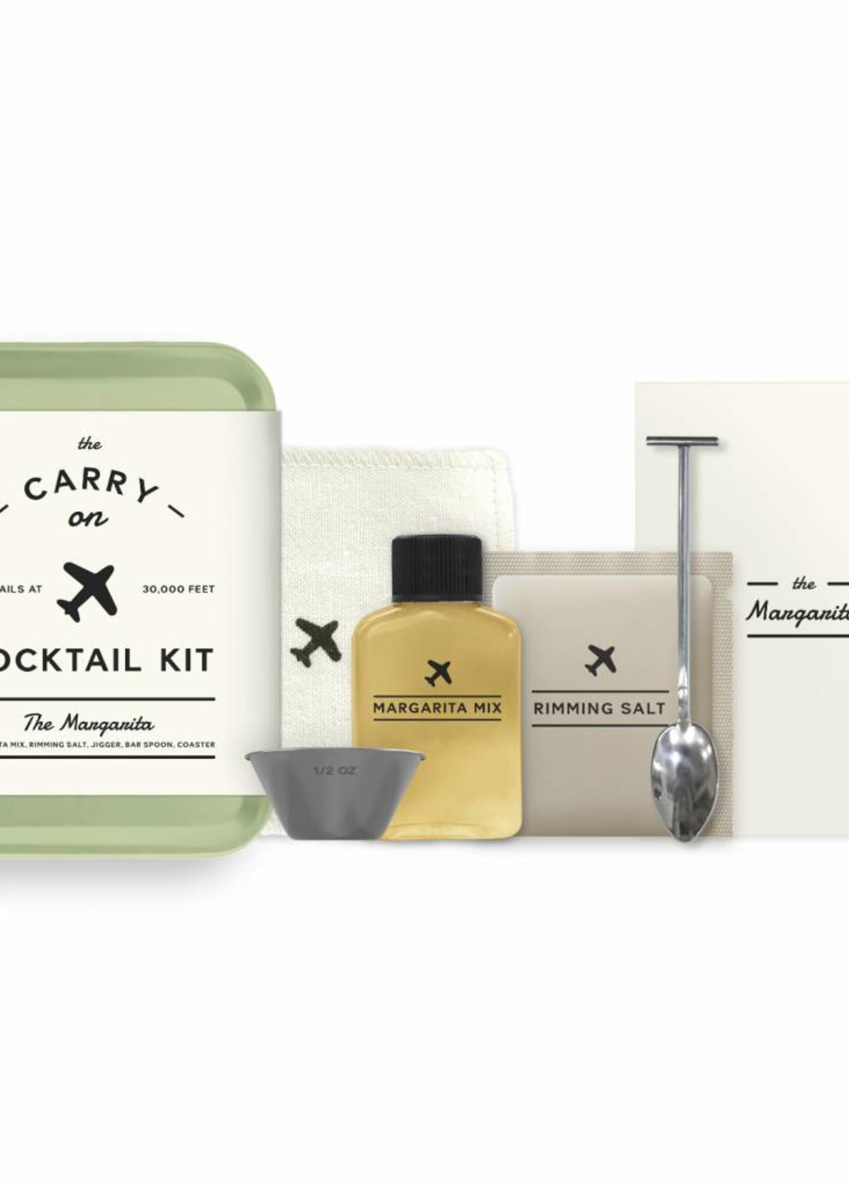 W&P The Carry On Cocktailkit