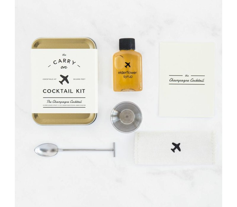 The Carry On Cocktailkit