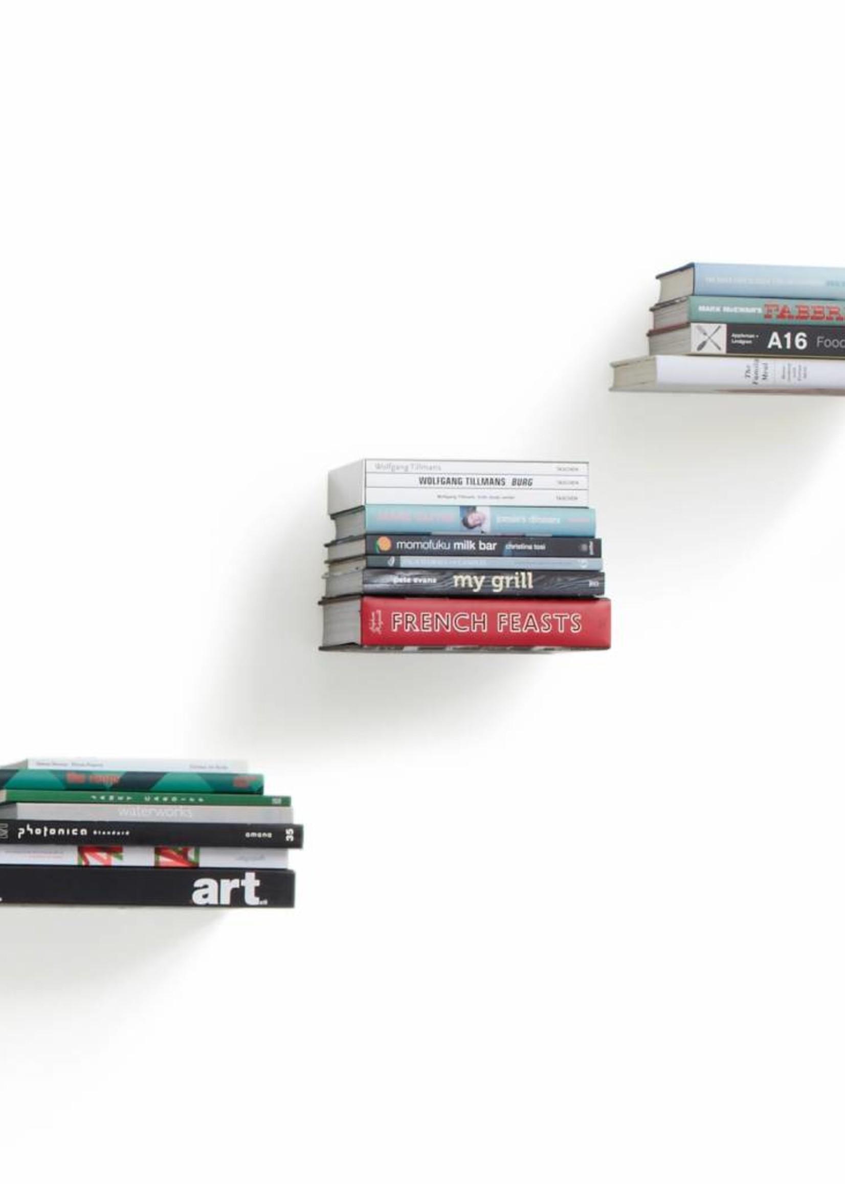 Umbra Zwevende boekenplank (set van 3)