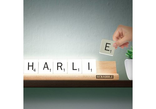 Scrabble Scrabble Tile Light