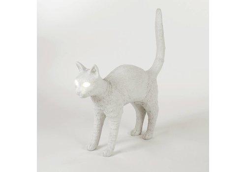 Seletti Jobby the Cat lamp
