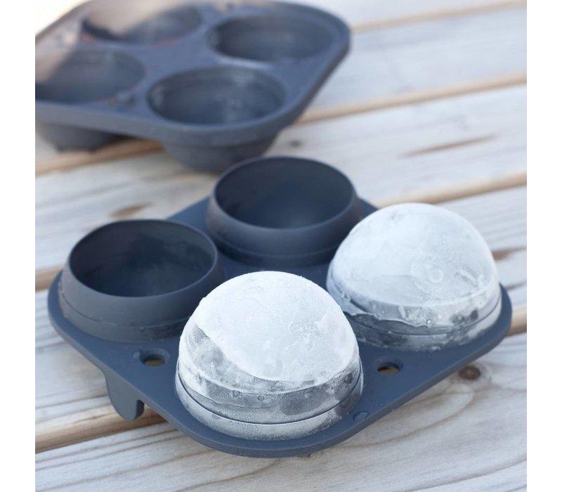 Peak Single Sphere Ice Mold