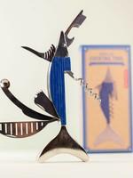 Kikkerland Blauwe marlijn cocktail tool