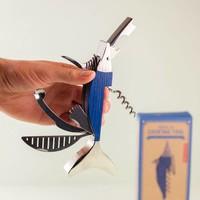 Blauwe marlijn cocktail tool
