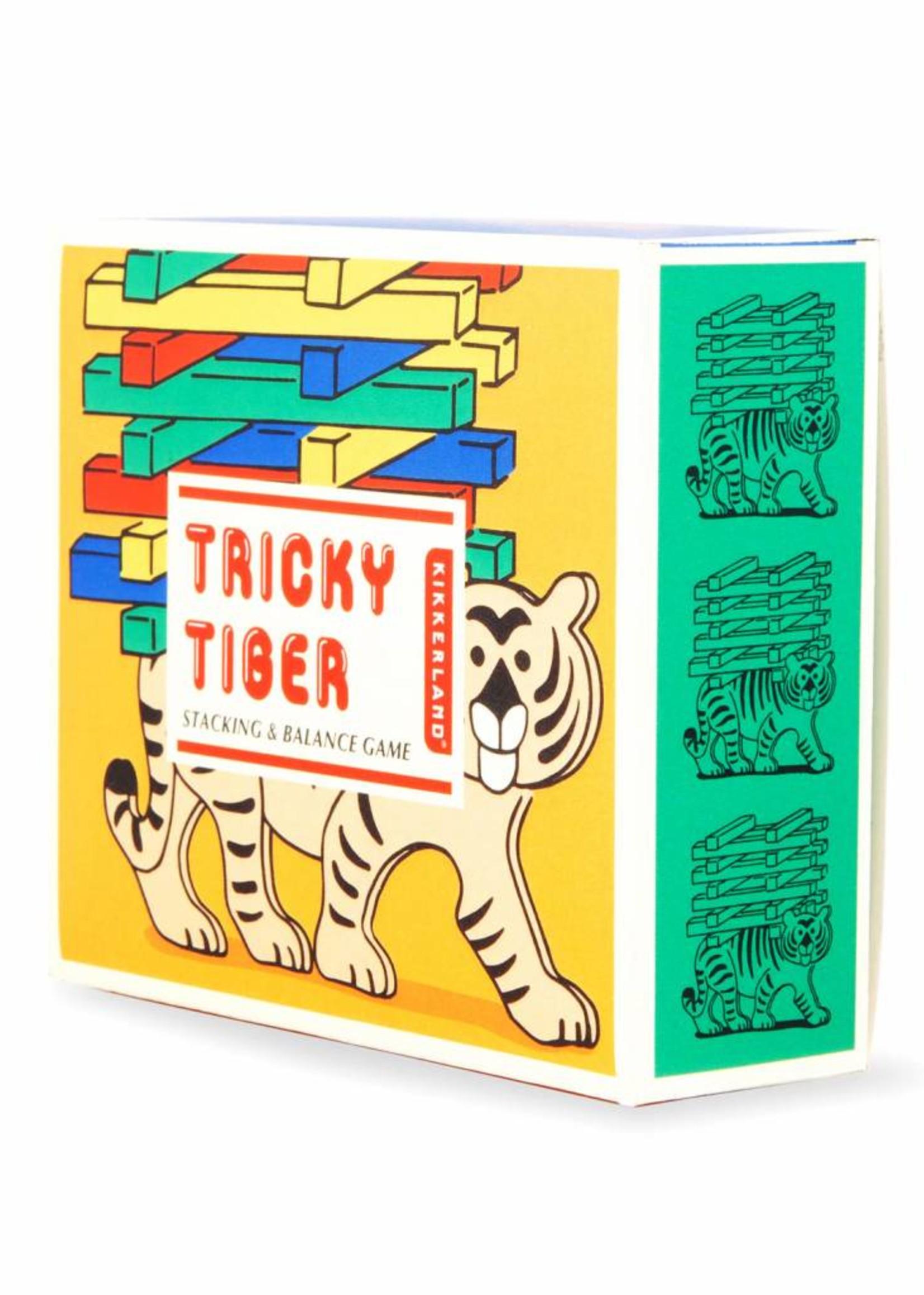 Kikkerland Tricky Tiger spel