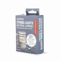 Fairy lights met afstandsbediening (10 meter)