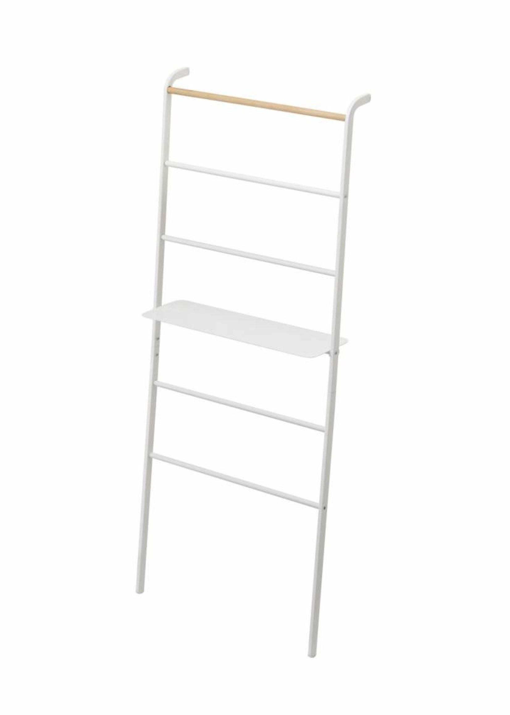 Yamazaki Ladder Hanger Wide with Rack - Tower