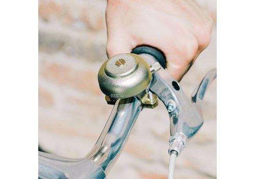 DOIY DOIY Honom goudkleurige fietsbel