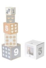 BamBam BAMBAM Wooden nesting blocks