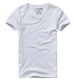 Vingino Vingino Short Sleeve  V -Neck Boys wit