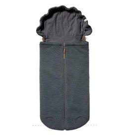 Joolz Joolz Essentials Ribbed nest Antraciet