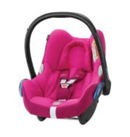 Maxi Cosi Maxi Cosi CabrioFix Frequency pink