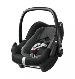 Maxi Cosi Maxi Cosi Pebble Plus Black Raven