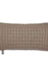 Babys only Baby's only cable kussen 60 taupe