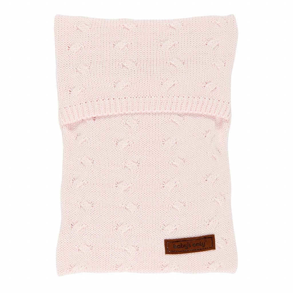 Babys only Baby's only Cable kruikenzak zensy classic roze