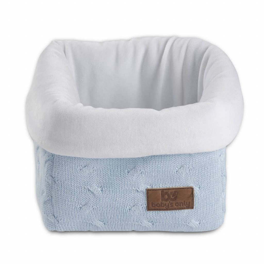 Babys only Baby's Only Cable Commodemandje baby blauw