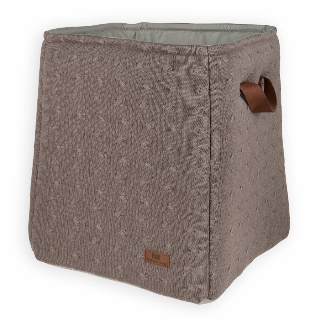 Babys only Baby's only Cable Opbergmand taupe