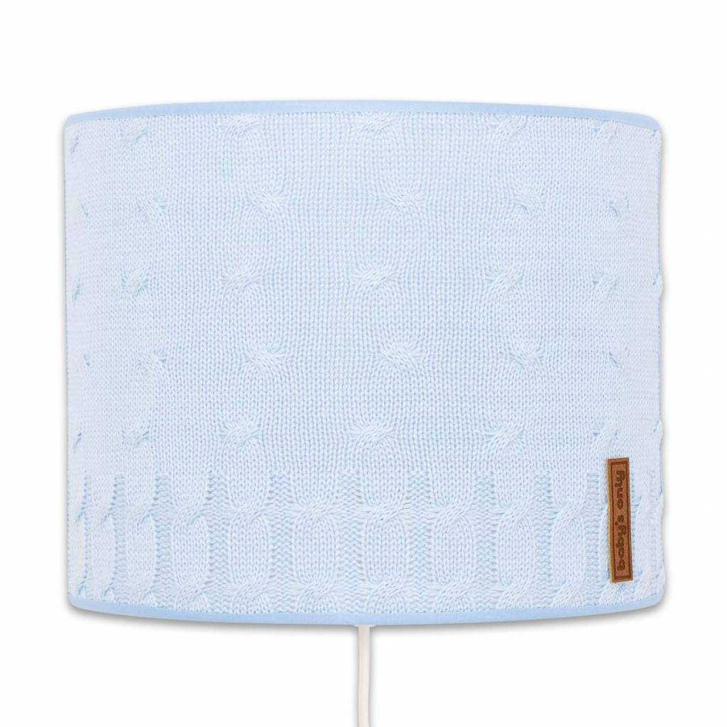 Babys only Baby's only Cable Wandlamp baby blauw
