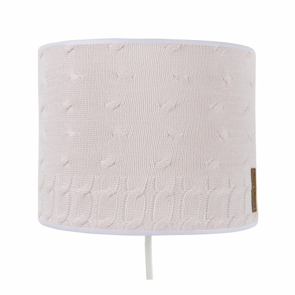 Babys only Baby's only Cable Wandlamp baby roze