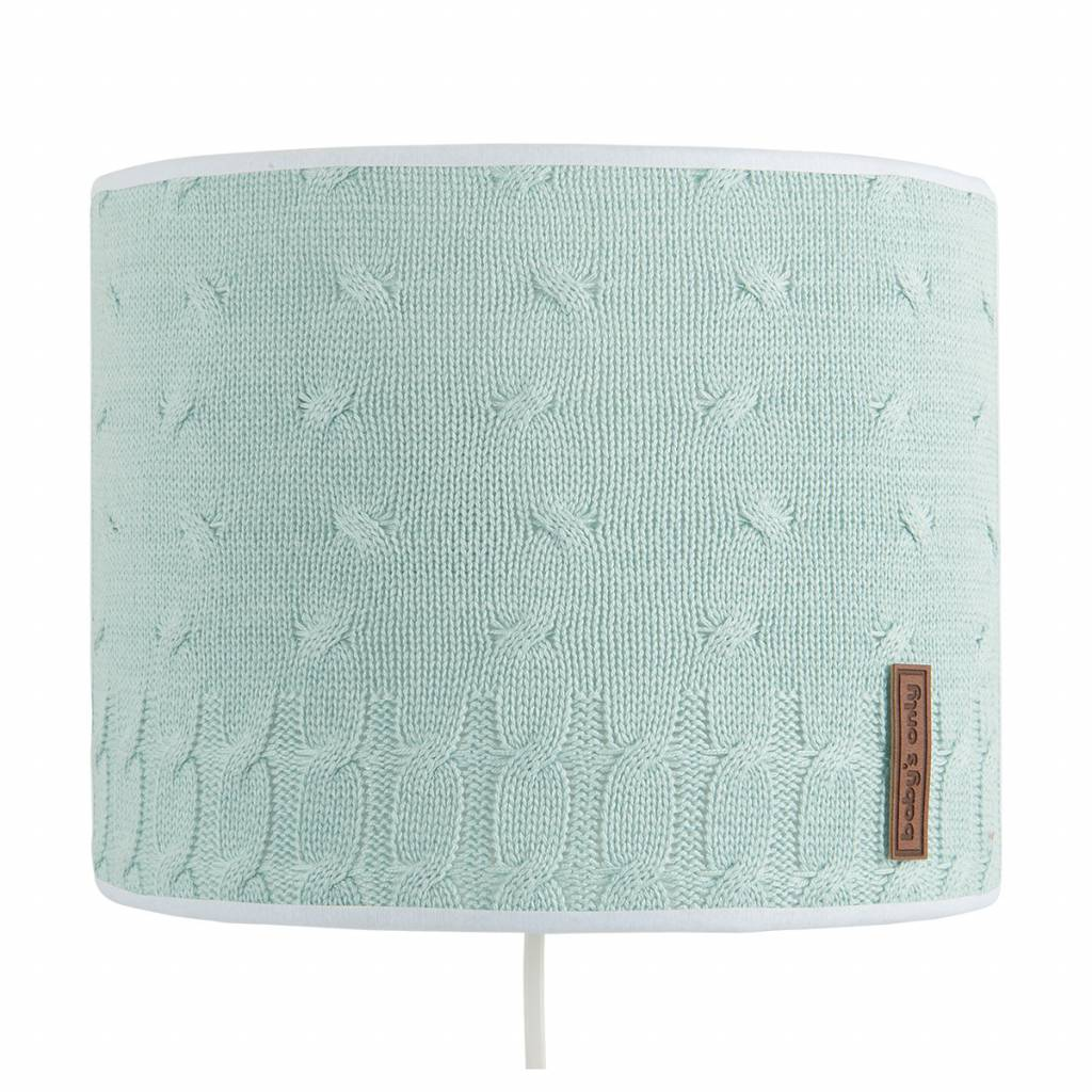 Babys only Baby's only Cable Wandlamp mint